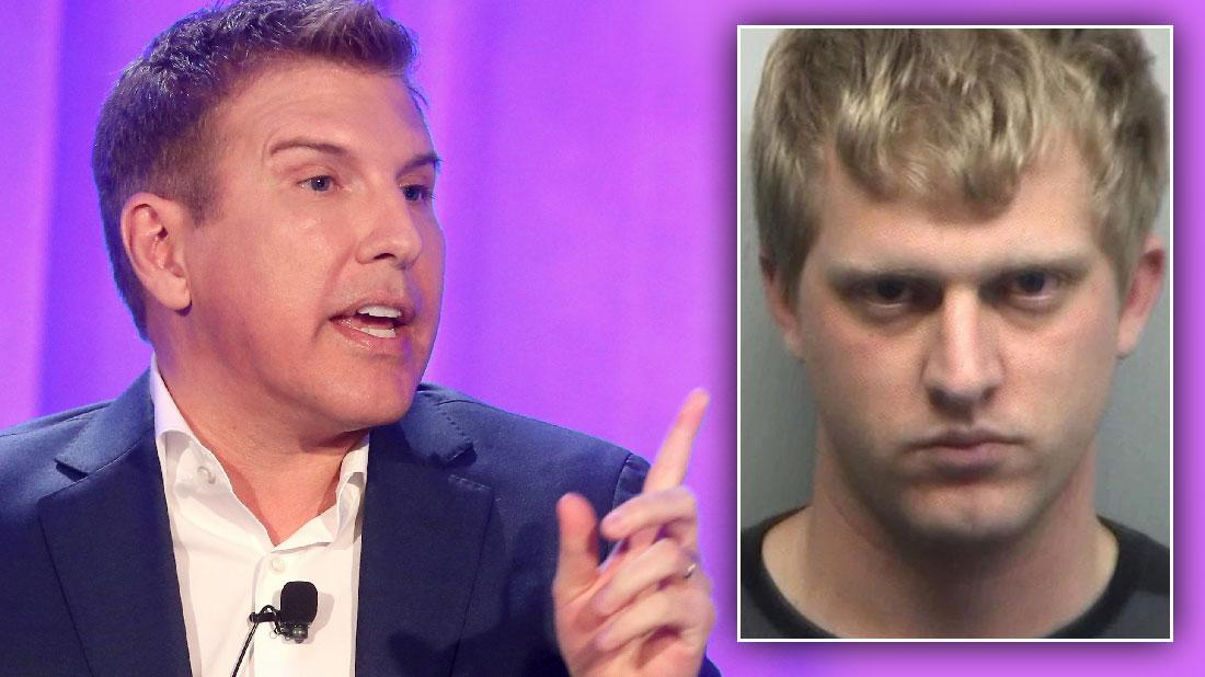 Todd Chrisley's Son Kyle Arrested On Drug Charges