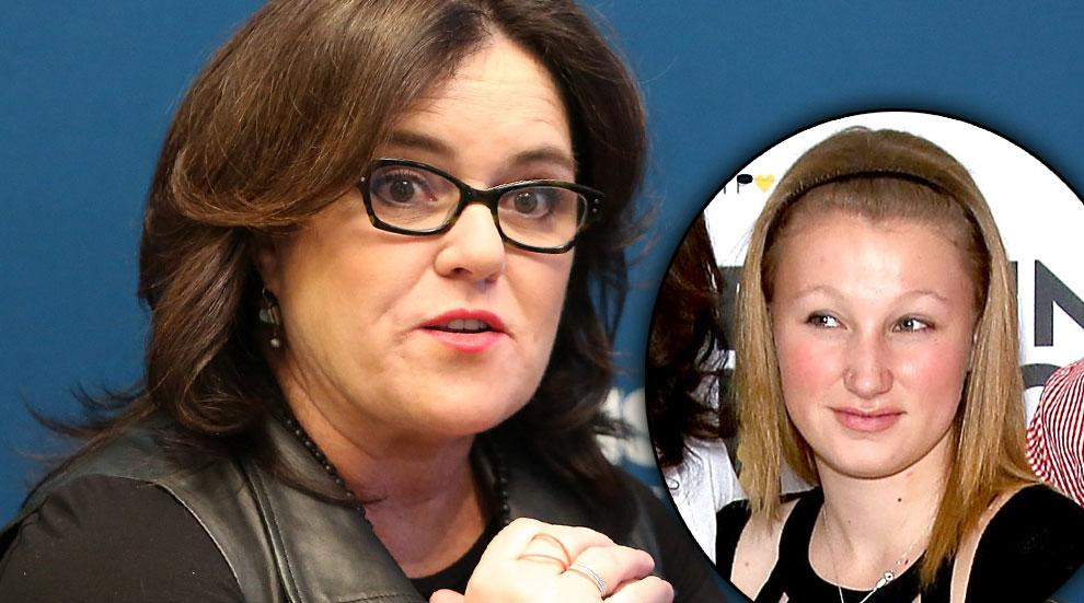 Rosie O Donnell Daughter Chelsea Relationship Struggles