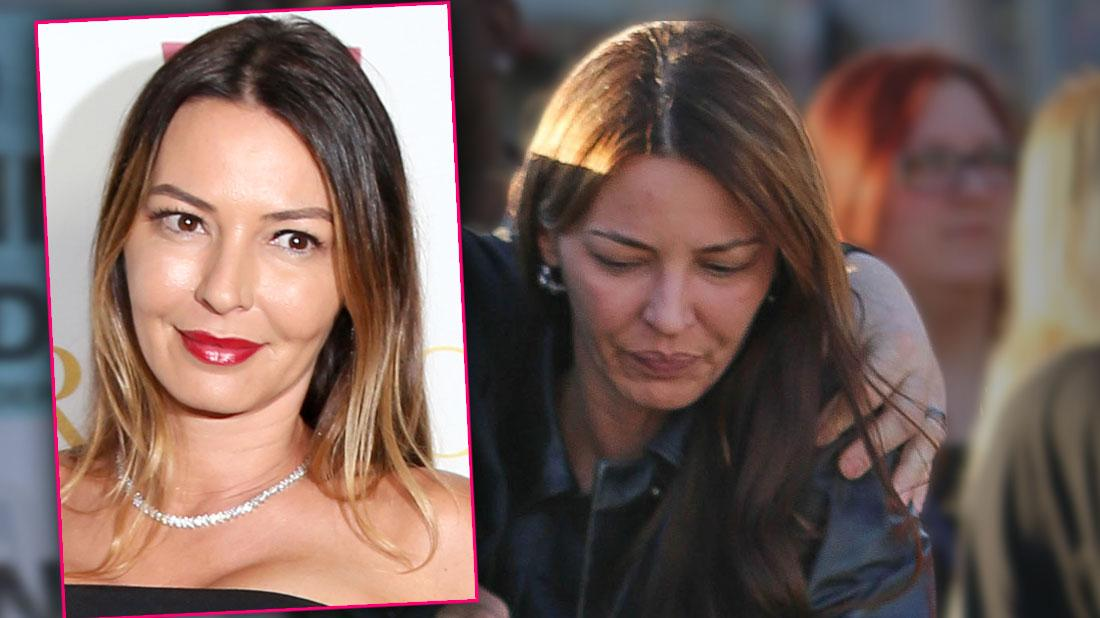 Mob Wives' Drita D'Avanzo Arrested For Possession Of Drugs & Guns