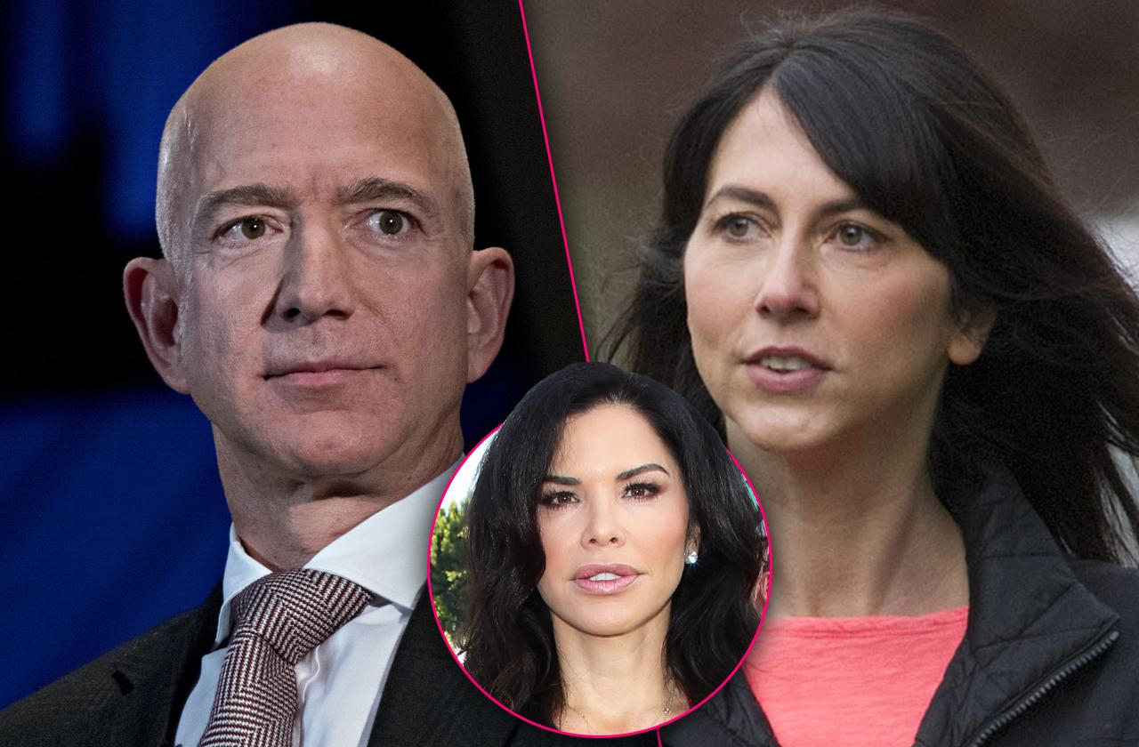 Jeff Bezos Is Getting Divorce Over Fling With Movie Mogul's Wife
