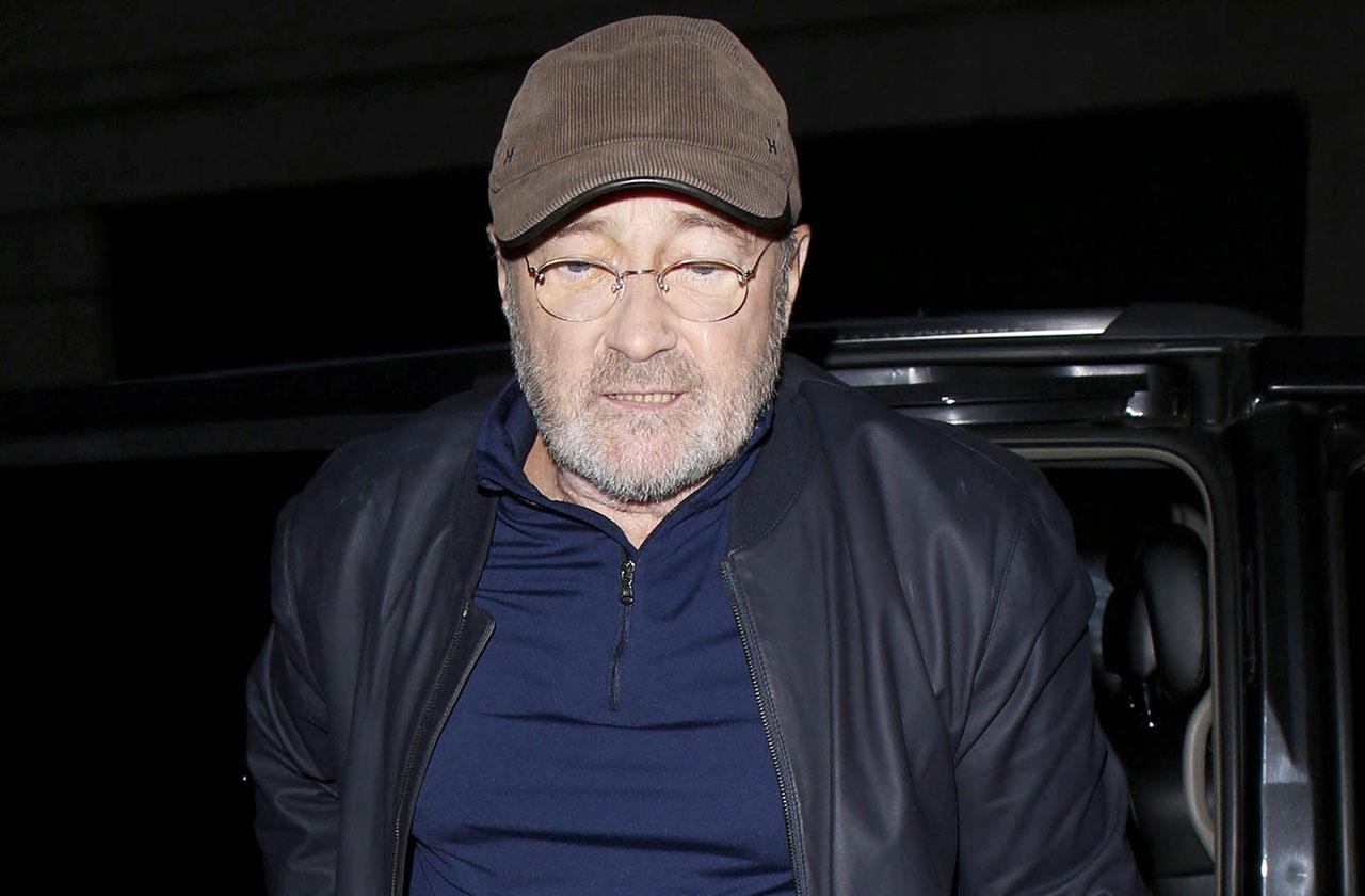 Phil Collins – Genesis Drummer Drinking Again
