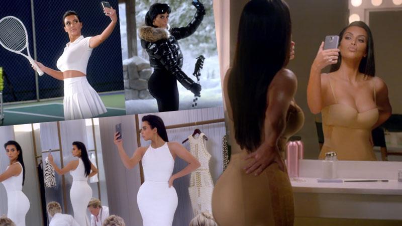 Kim Kardashian Super Bowl