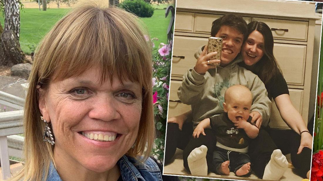 Little People Stars Zach & Tori Roloff Daughter Will Be A Little Person