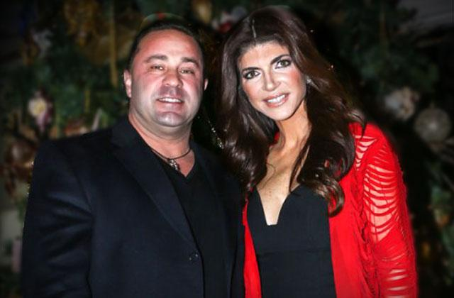 Teresa Joe Giudice Romantic New Year Celebration Ruined Bravo