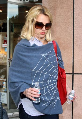 Britney Spears accused of drug use, sexual harrassment