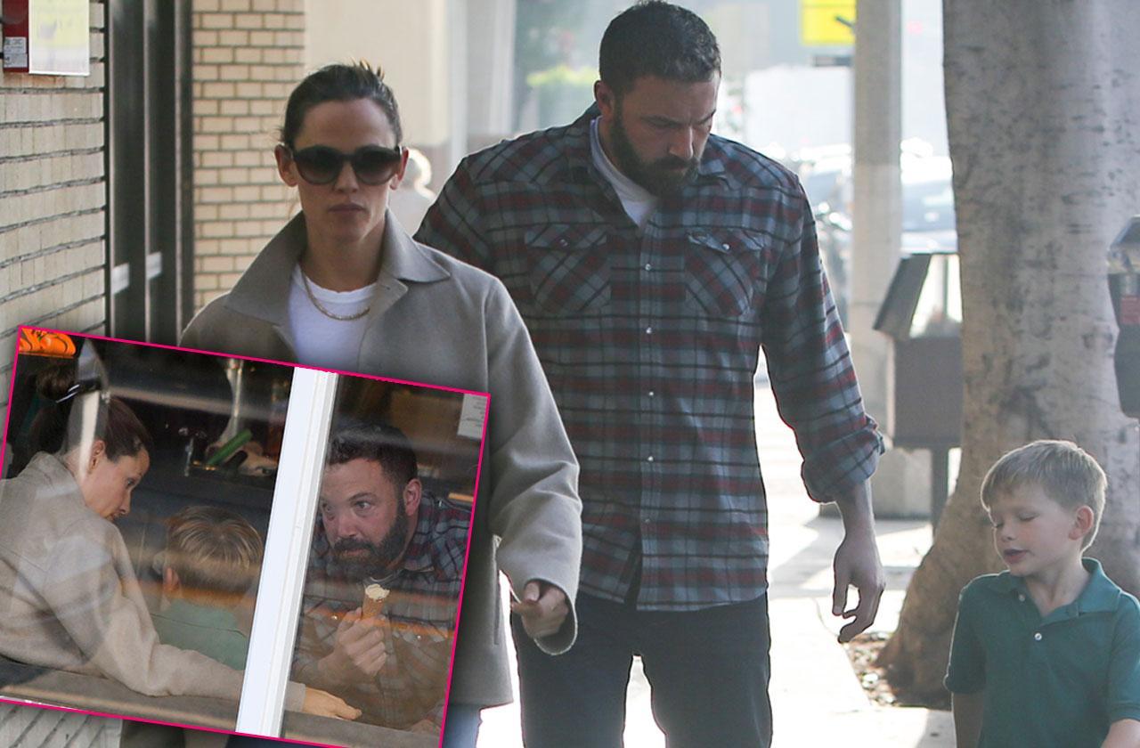 Ben Affleck Jennifer Garner Family Divorce Drama