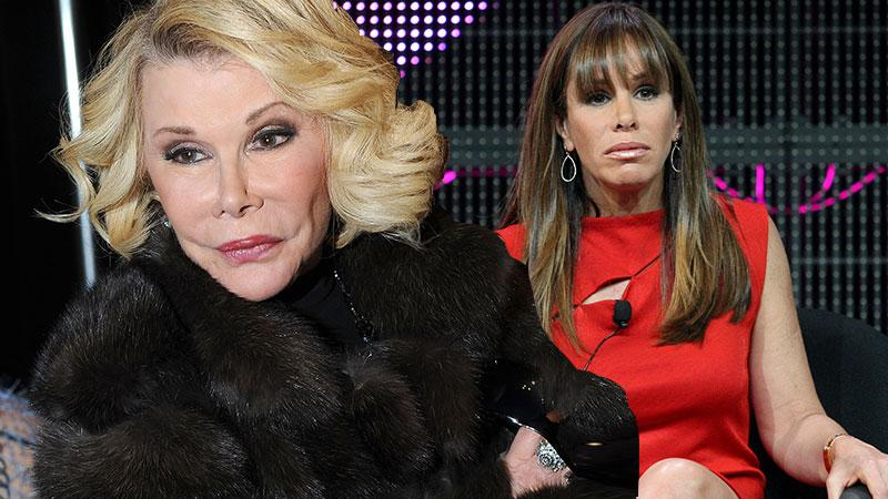 //joan rivers moved from icu pp