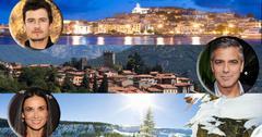 //celebrity vacation spots pp