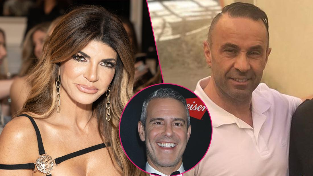 Teresa & Joe To Tell-All In Explosive Interview With Andy Cohen After Deportation Crisis