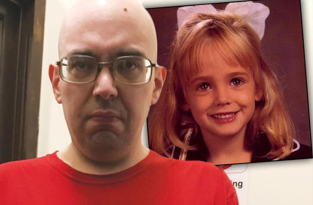 jonbenet ramsey blogger obsessed fan david j hughes sexually assault child