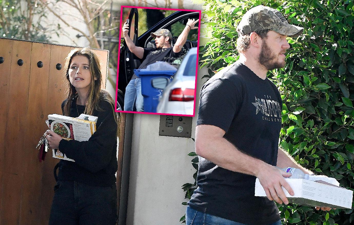 Chris Pratt Gets Excited Over Katherine Schwarzenegger Move