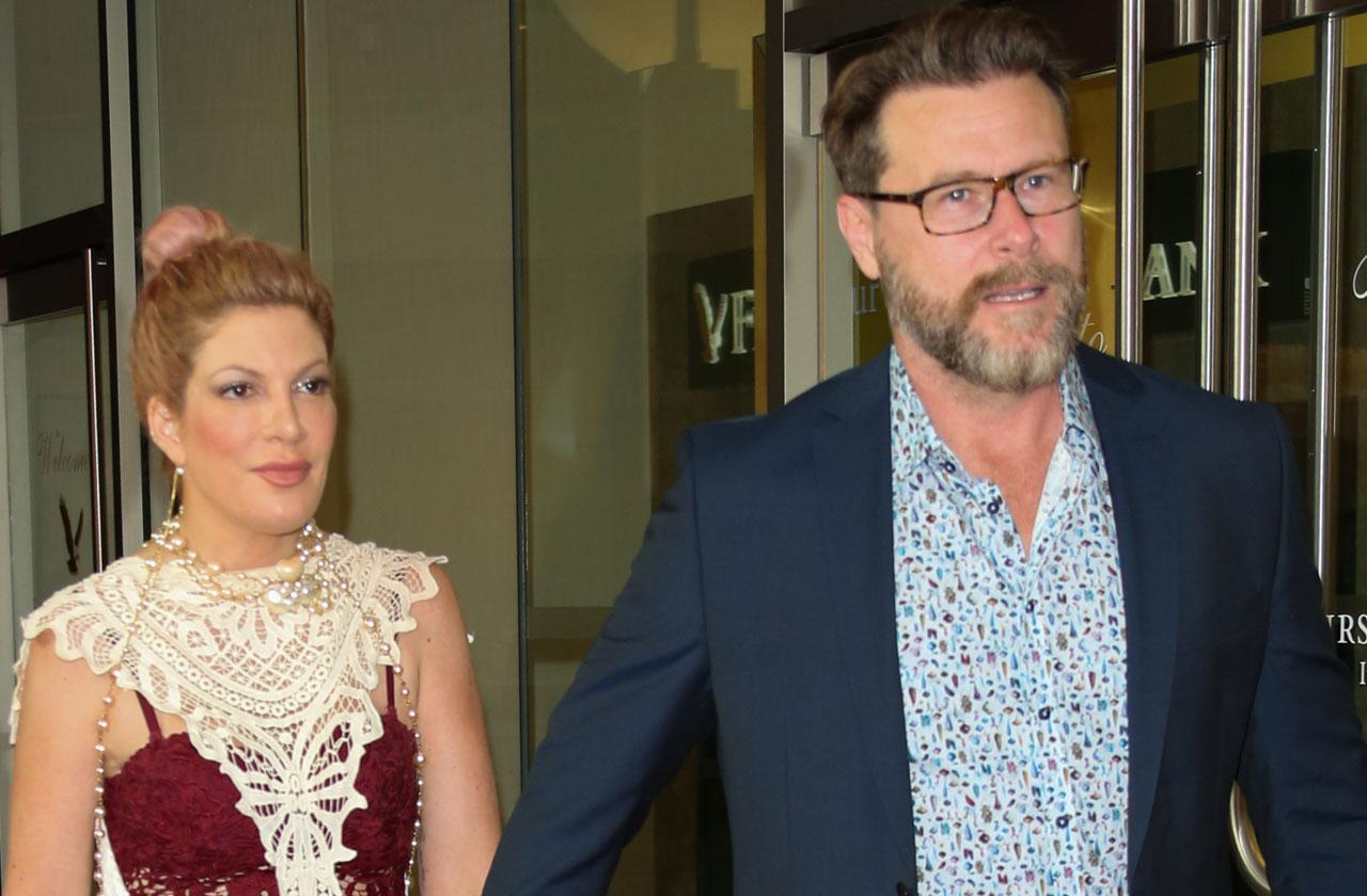Dean McDermott Ditches Tori Spelling To Film Own Reality Show!