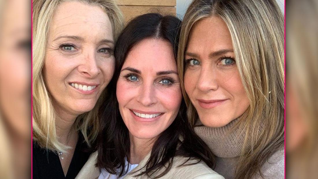 Courtney Cox Celebrates Birthday With Mini-reunion