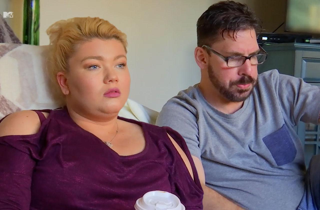 Amber Portwood Sex Tape Matt Baier Cheating Breakup Vivid