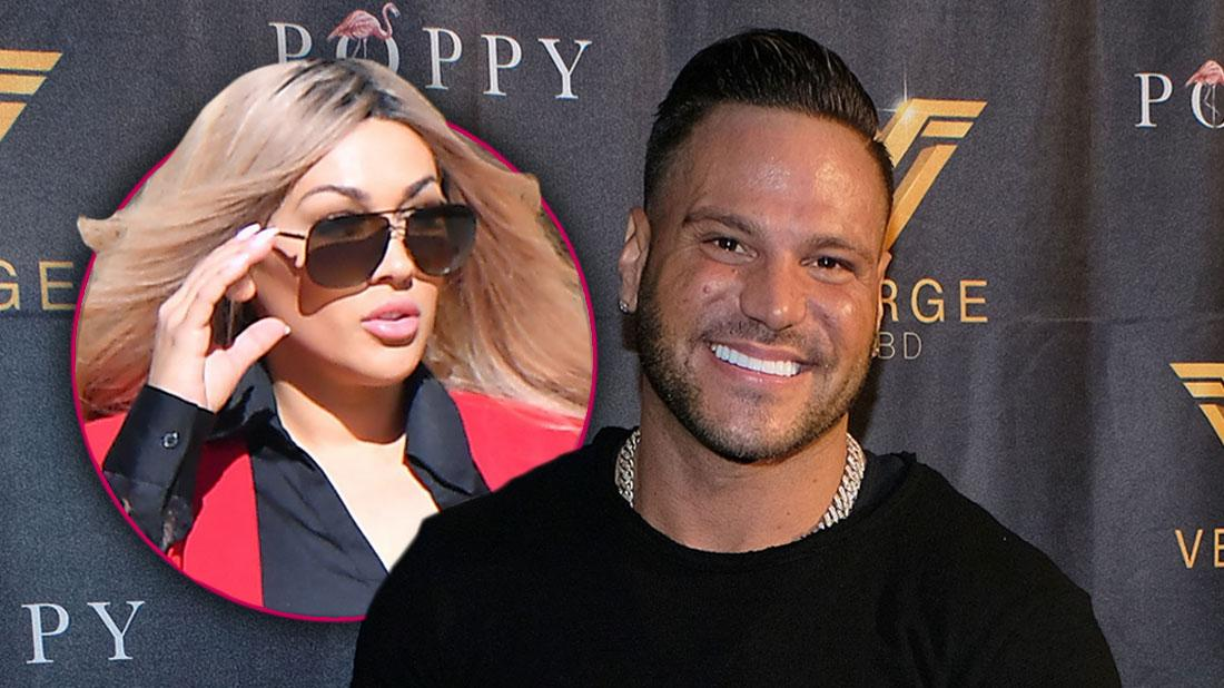 Charges Dropped In Ronnie Ortiz-Magro's DV Case