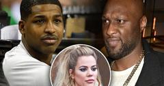 //khloe kardashian ex husband lamar odom boyfriend tristan thompson fight pp