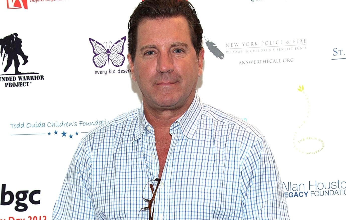 Fired Fox Anchor Eric Bolling's Son Committed Suicide