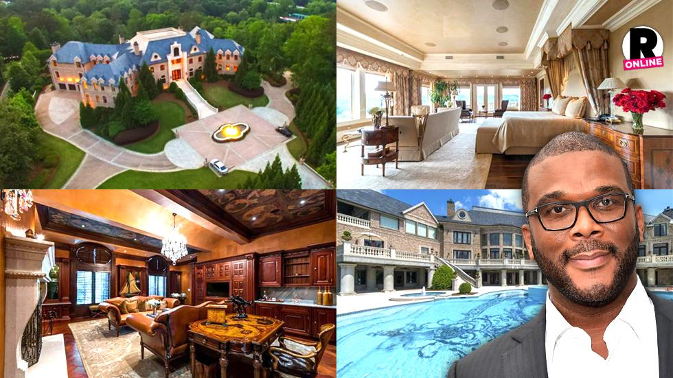 Tyler Perry Atlanta Home For Sale $25 Million