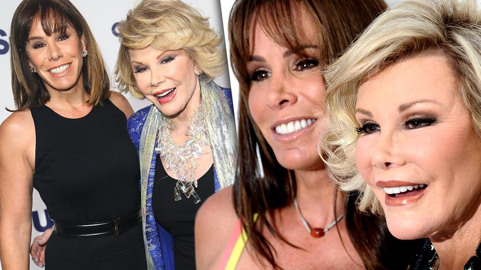 //joan rivers melissa rivers death message video pp sl