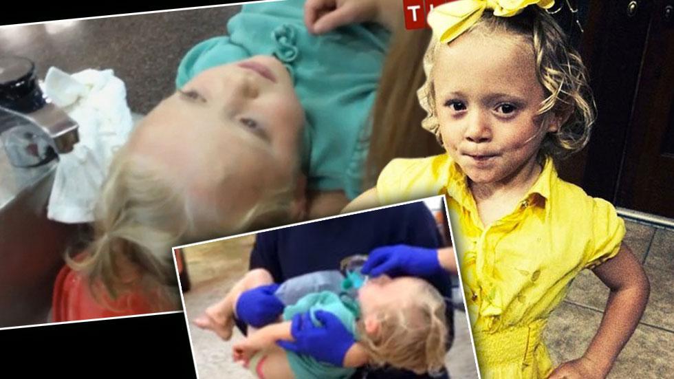 Josie Duggar Seizure Health Scare