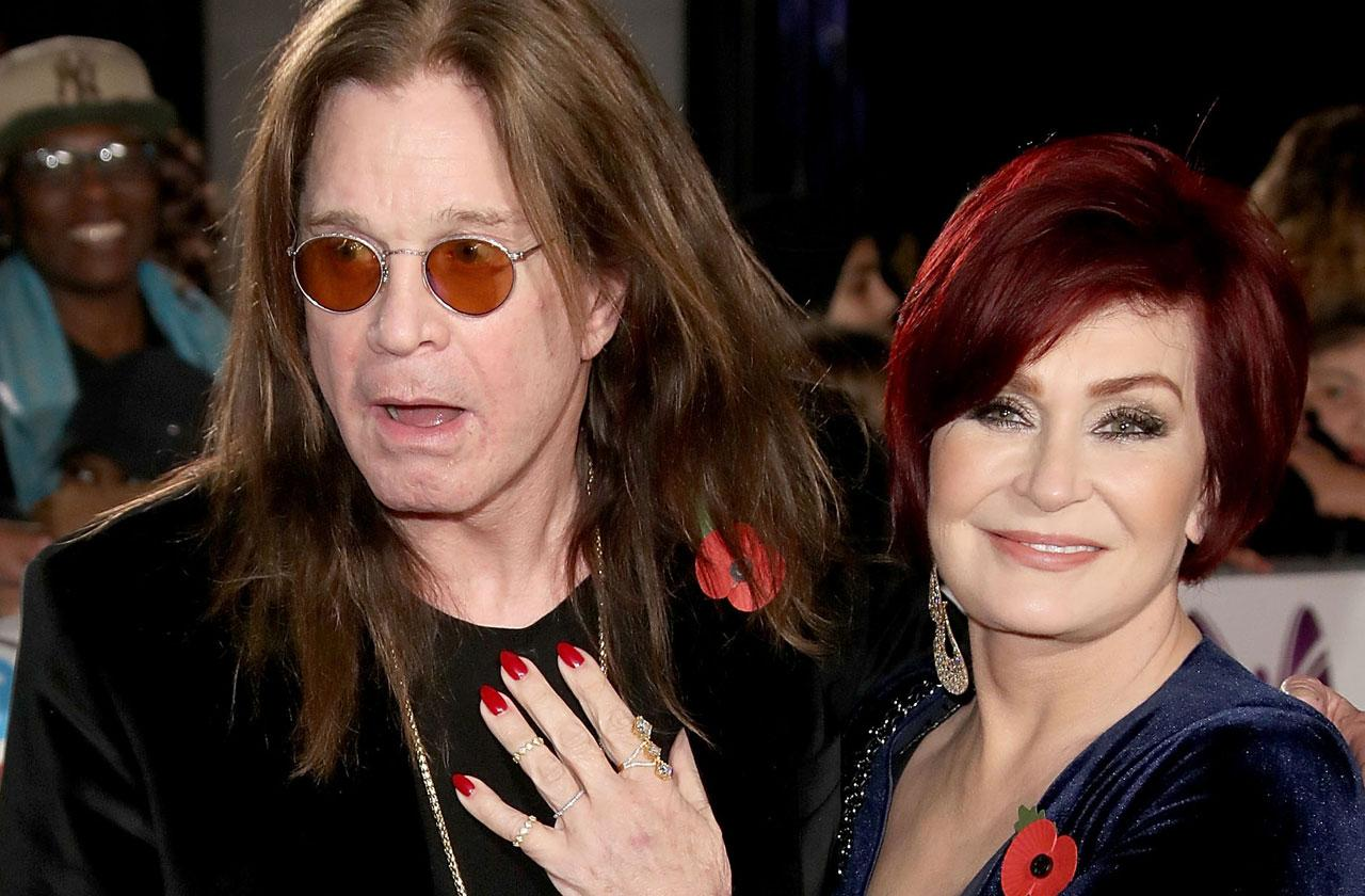 Sharon Osbourne Ozzy Sex Special Occasions