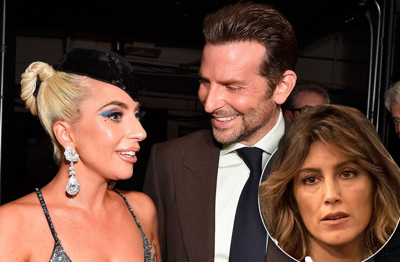 Bradley Cooper Ex Wife Reacts Lady Gaga Romance Ru