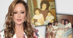 Leah Remini Shares Message About Estranged Dad's Death