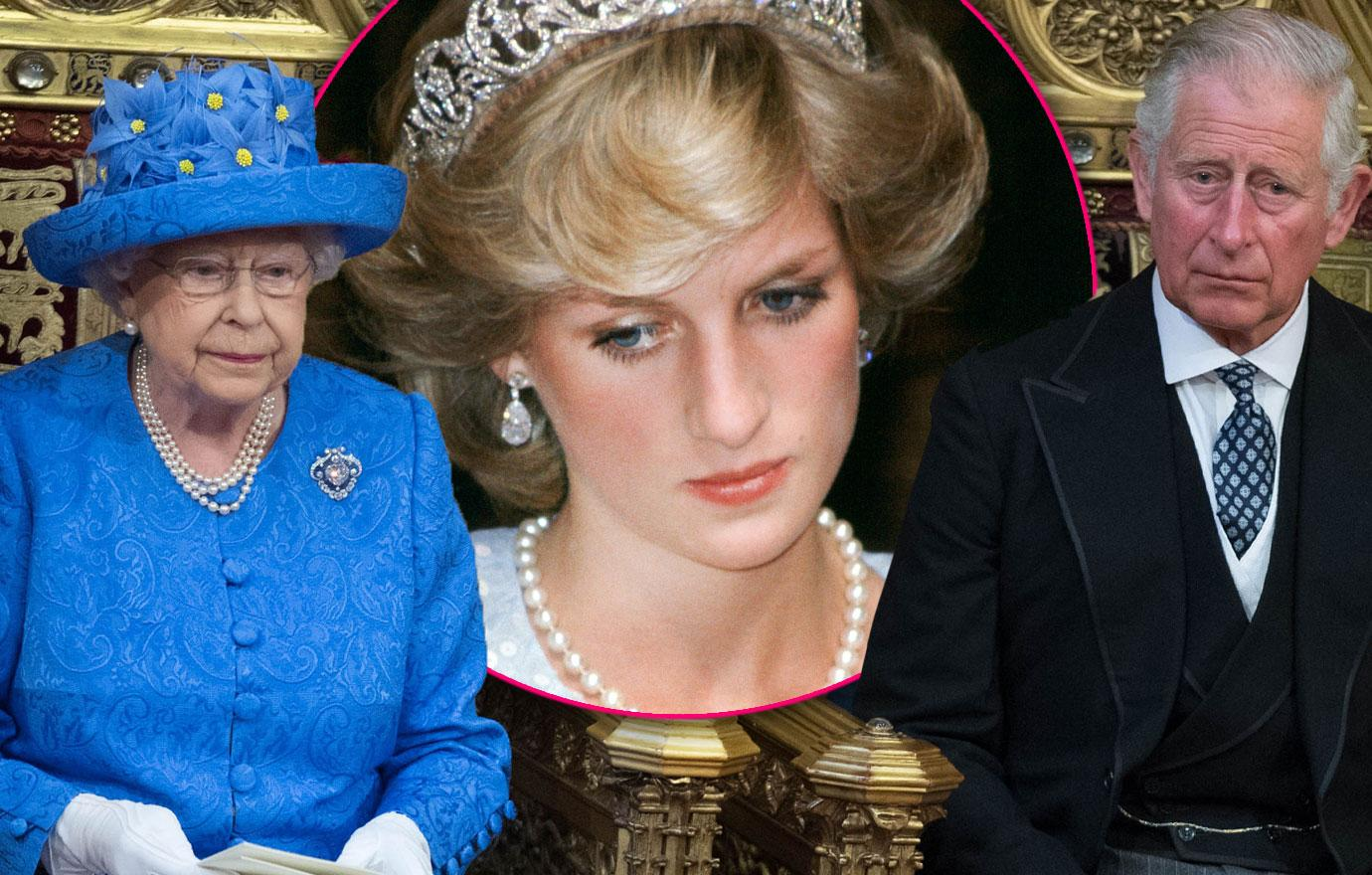 Queen Told Princess Diana Charles Is Hopeless