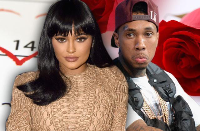 Kylie Jenner Tyga Propose