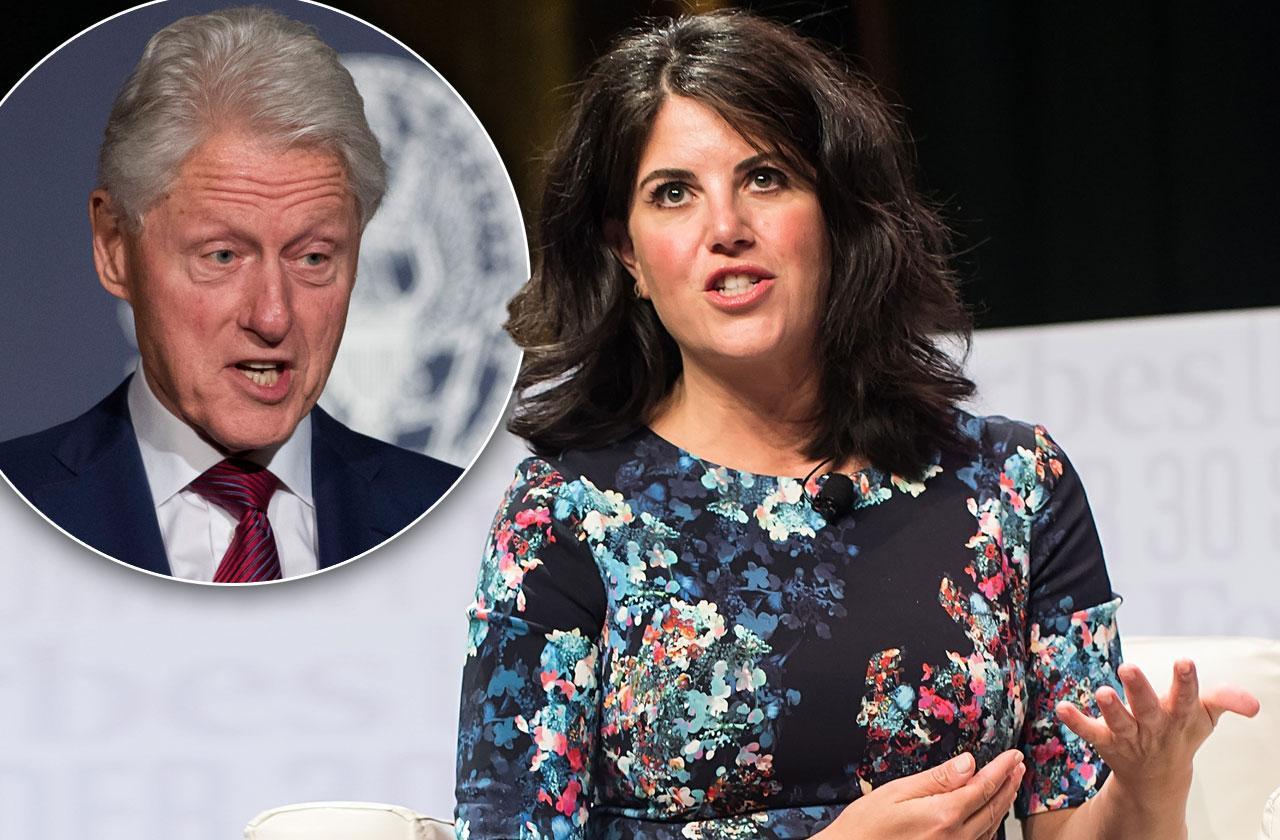 //Monica Lewinsky Criticizes TV Show Bill Clinton Affair pp