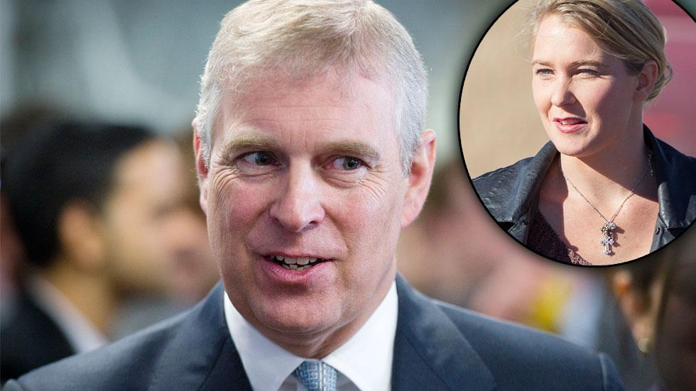 Virginia Roberts Lawyers Serve Papers On Prince Andrew, Letters Sent Back