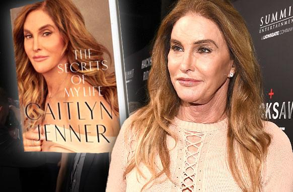 //caitlyn jenner book memoir secrets video pp