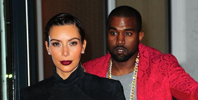 Kanye West Foots Bill For Kim Kardashian's Glam Squad To Be On Call 24/7