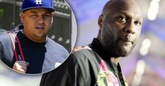 Lamar Odom Rob Kardashian Feud Khloe Divorce