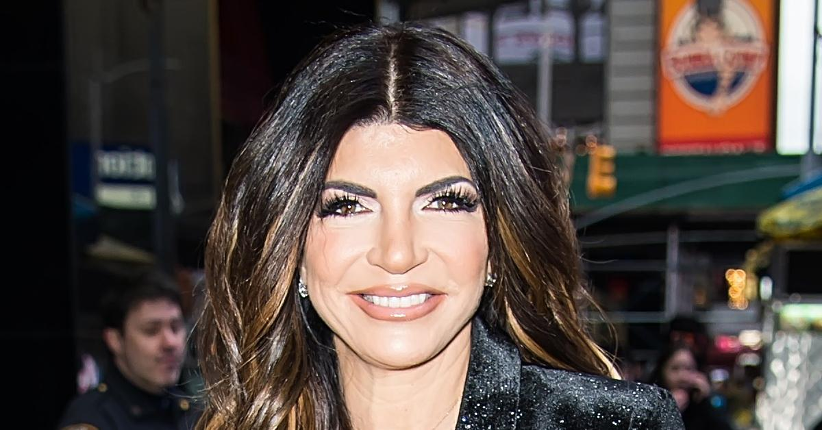 teresa giudice luis ruelas marriage talk