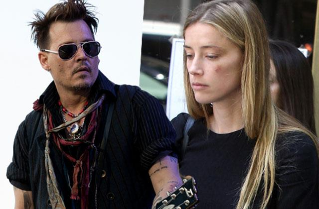 //amber heard johnny depp divorce domestic abuse latest developments pp