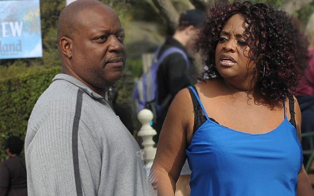Lamar Sally Fights Sherri Shepherd Over Surrogate Child