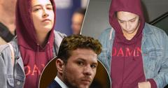 Ryan Phillippe Ex Girlfriend Photo After Abuse