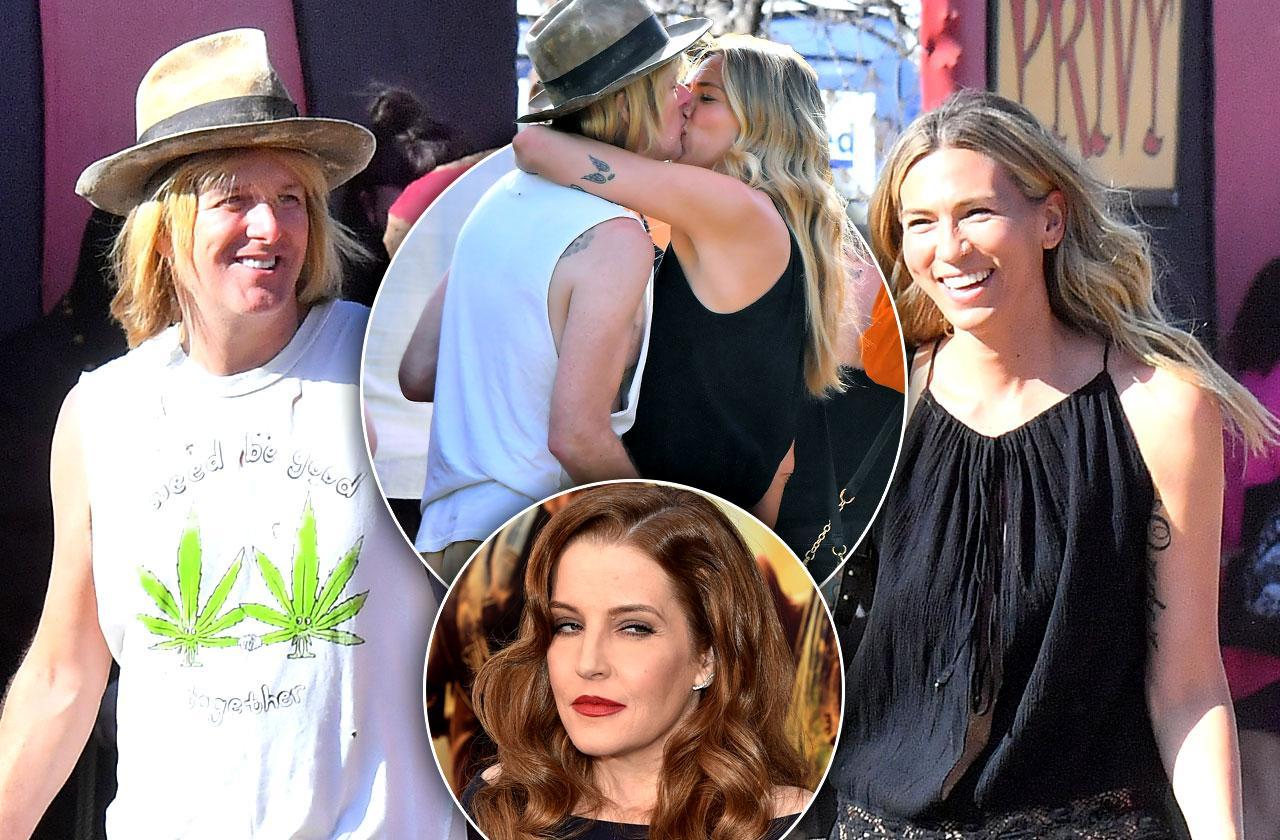 //isa marie presley ex michael lockwood new girlfriend kiss pp