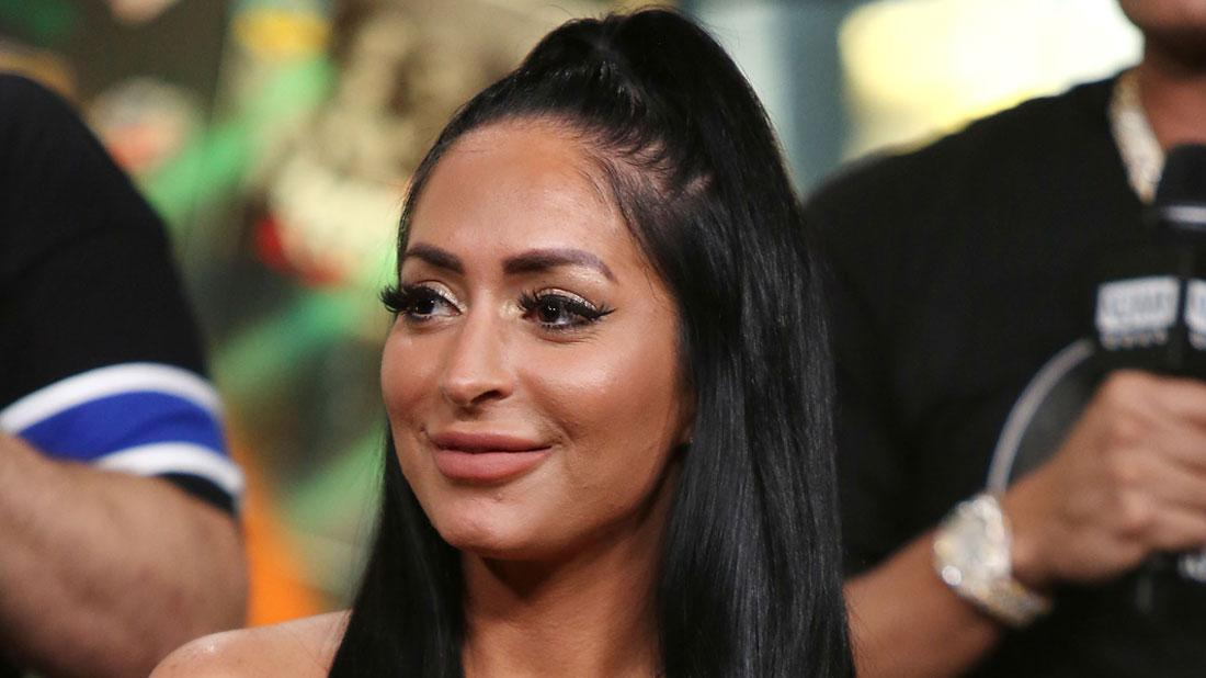 'Jersey Shore' Star Angelina Pivarnick Sues FDNY For Sexual Harassment
