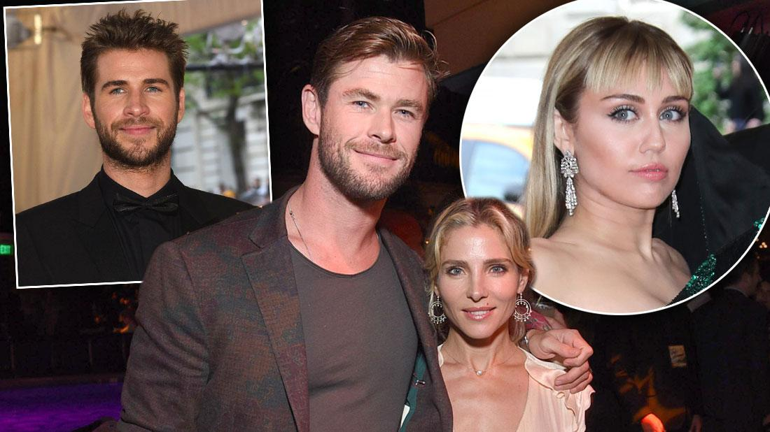 Elsa Pataky Says Liam Hemsworth Deserves More Than Miley Cyrus