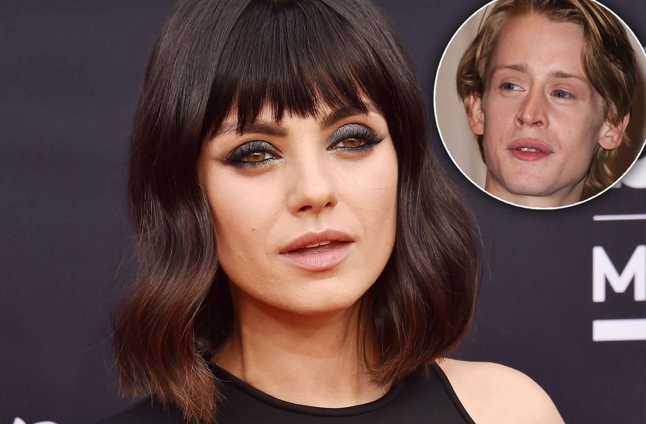 Mila Kunis Caused Macaulay Culkin Breakup