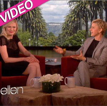 //kirsten dunst ellen degeneres depression video_copy