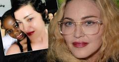 Wig Plastic Surgery Fans Slam Madonna New Face
