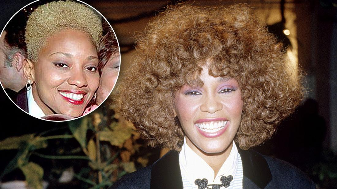 Robyn Crawford Confirms Same-Sex Romance With Whitney Houston