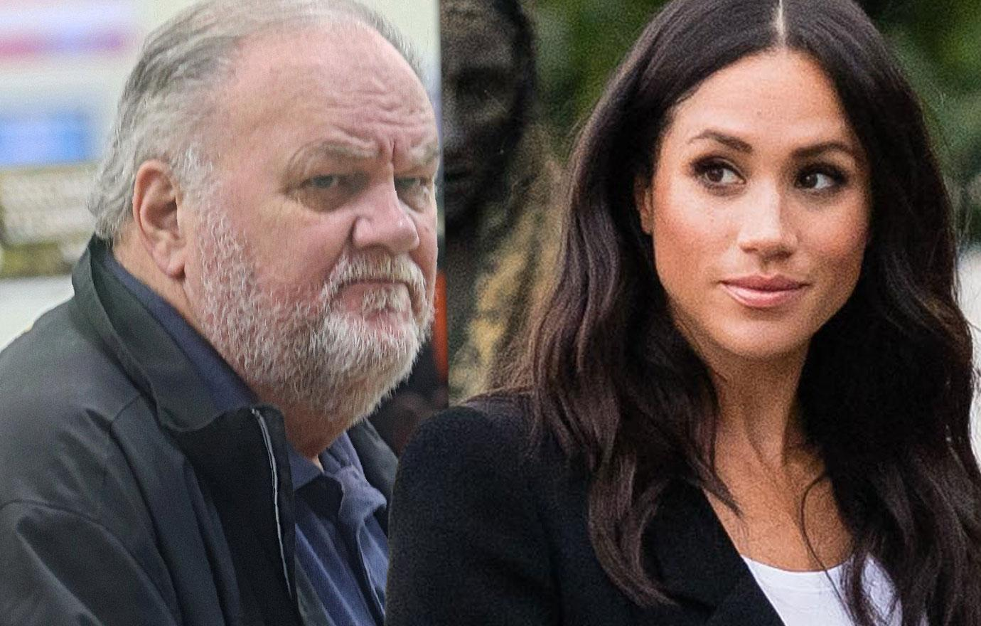 Will Meghan Markle Reunite With Disgraced Dad