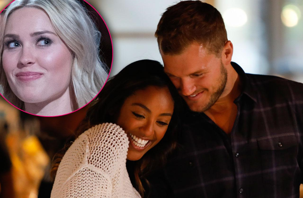 The Bachelor Cassie Crushed By Colton Tayshia Chemistry