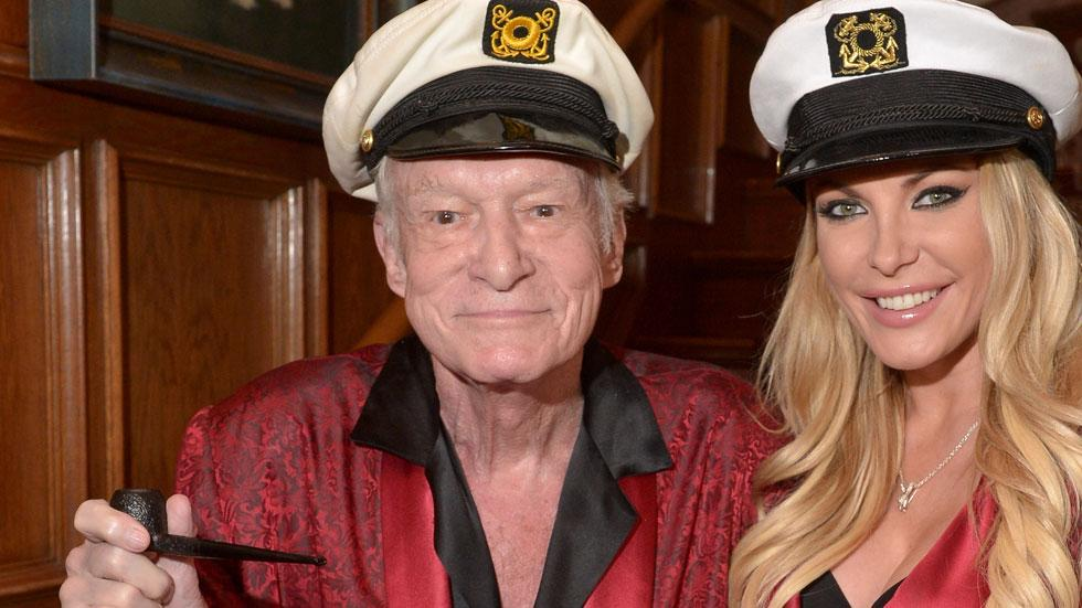 //hugh hefner and crystal hefner