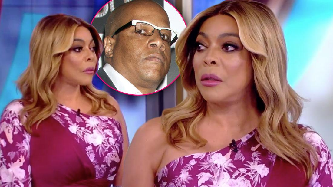 Wendy Williams Jokes About Ex-Husband's Love Child In Shocking 'The View' Interview