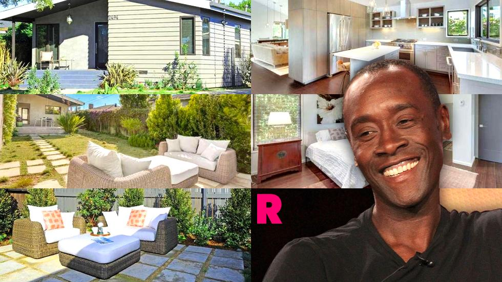 //don cheadle sells house PP